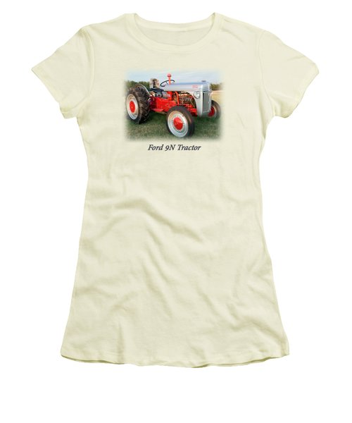 Ford  Tractor T Shirt  Women's T-Shirt (Athletic Fit)