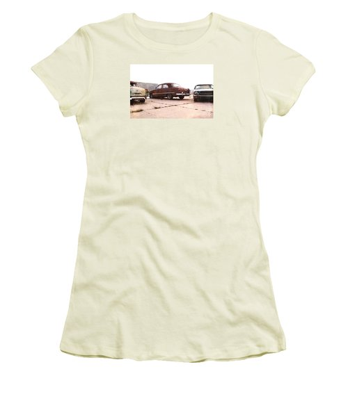 Fords Women's T-Shirt (Athletic Fit)
