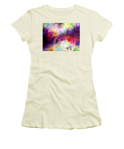 Forever Is A Long Time Women's T-Shirt (Junior Cut) by Tracy Bonin