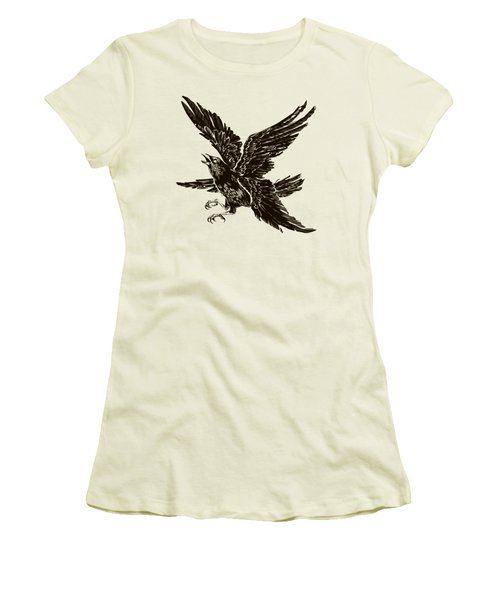 Four Wings Women's T-Shirt (Athletic Fit)