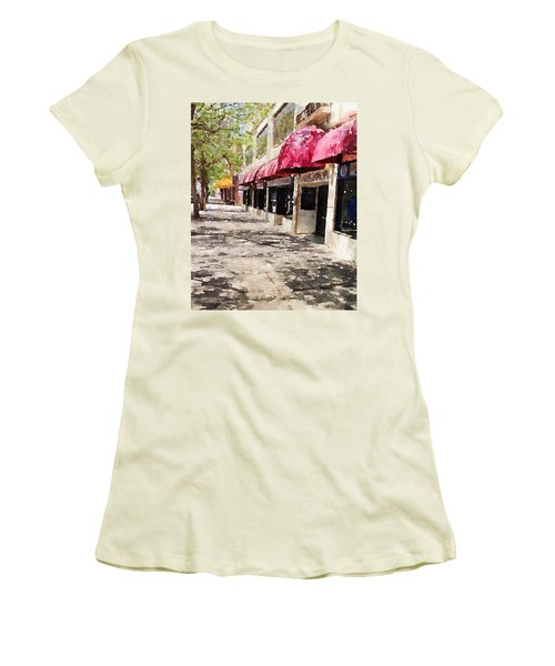 Fourth Avenue Women's T-Shirt (Athletic Fit)