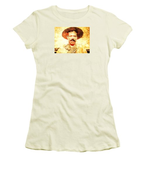 Francisco Villa Women's T-Shirt (Athletic Fit)