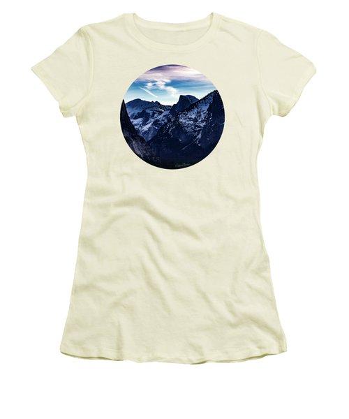 Frozen Women's T-Shirt (Junior Cut) by Adam Morsa