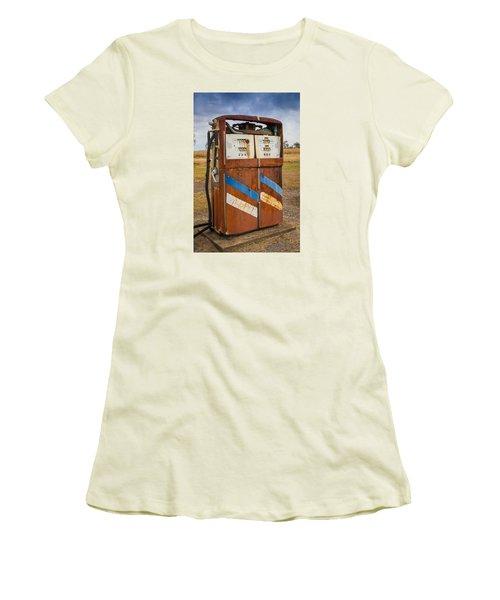 Fuel Pump Women's T-Shirt (Athletic Fit)