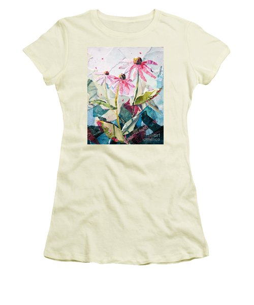 Garden Party Women's T-Shirt (Athletic Fit)
