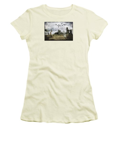 Gazella Women's T-Shirt (Athletic Fit)