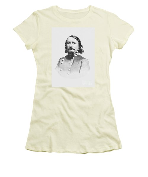 General Pickett - Csa Women's T-Shirt (Athletic Fit)