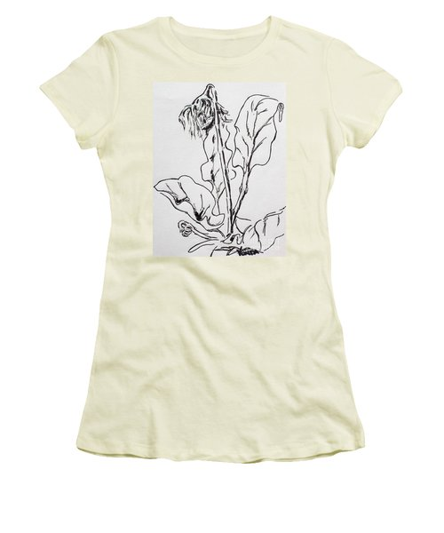 Gerber Study I Women's T-Shirt (Athletic Fit)