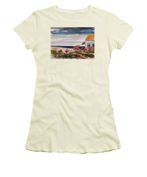 Getaway Women's T-Shirt (Athletic Fit)