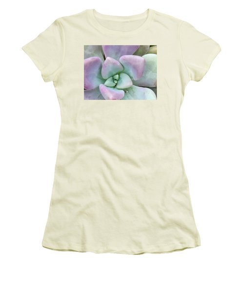 Ghost Plant Women's T-Shirt (Athletic Fit)