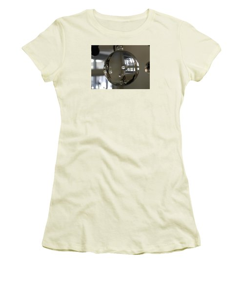 Glass Reflectons Women's T-Shirt (Athletic Fit)