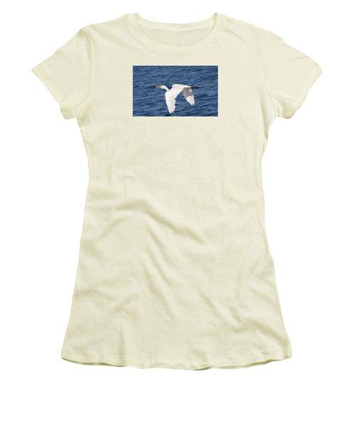 Glide Women's T-Shirt (Junior Cut) by Kenneth Albin