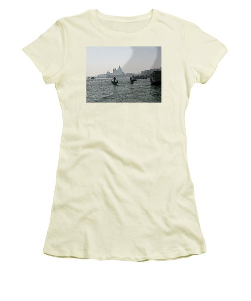 Grand Canal Women's T-Shirt (Athletic Fit)