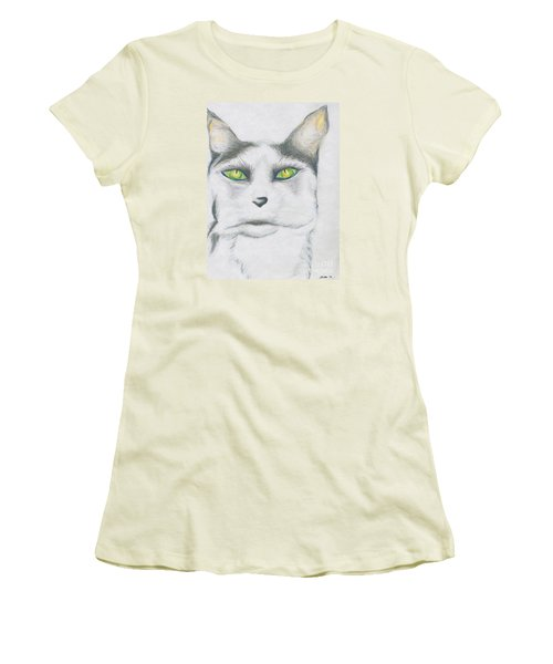 Gretta Women's T-Shirt (Junior Cut) by Kim Sy Ok
