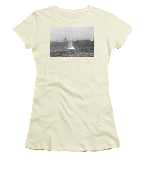 Gulf Of Tonkin Warfare Women's T-Shirt (Athletic Fit)
