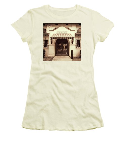 Women's T-Shirt (Junior Cut) featuring the photograph Hale by Stephen Stookey