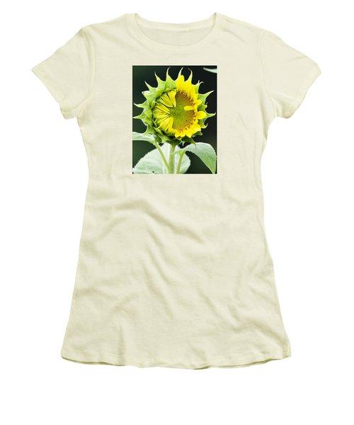 Halfway There Women's T-Shirt (Junior Cut) by Tiffany Erdman