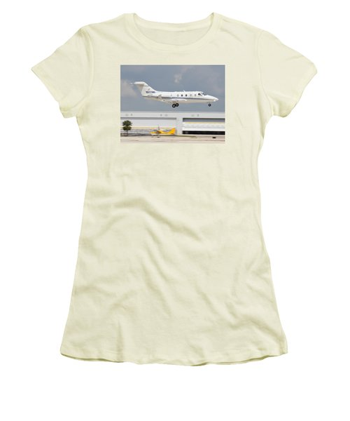 Hawker Beechcraft Women's T-Shirt (Athletic Fit)