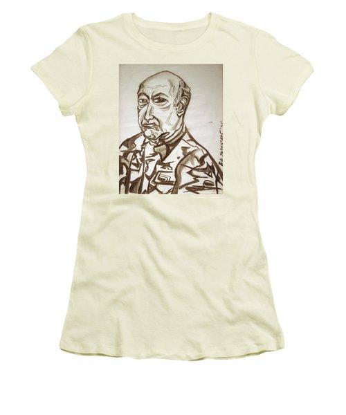 Homme Militaire Women's T-Shirt (Junior Cut) by Robert SORENSEN