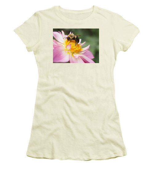 Honey Bee Women's T-Shirt (Athletic Fit)