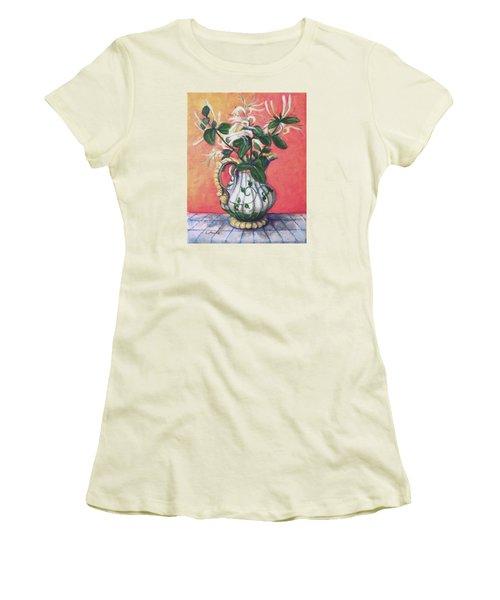 Honeysuckle Women's T-Shirt (Athletic Fit)