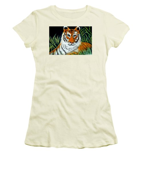 I A M Women's T-Shirt (Athletic Fit)