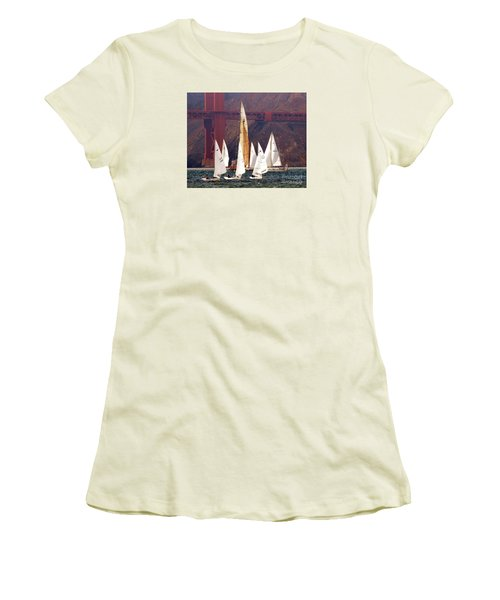 In The Mix Women's T-Shirt (Junior Cut) by Scott Cameron