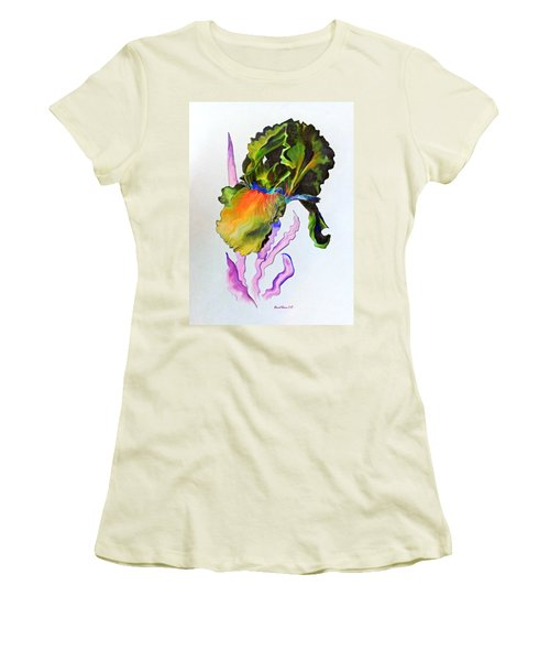 Iris Of A Different Color Women's T-Shirt (Athletic Fit)