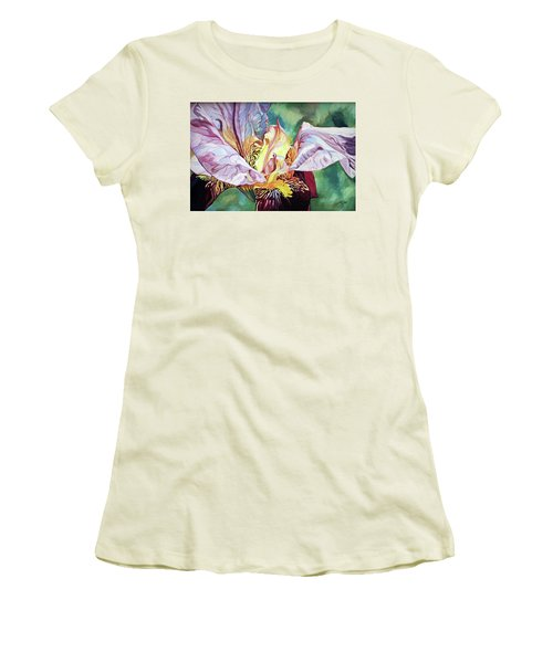 Iris Passion 1993 Women's T-Shirt (Athletic Fit)