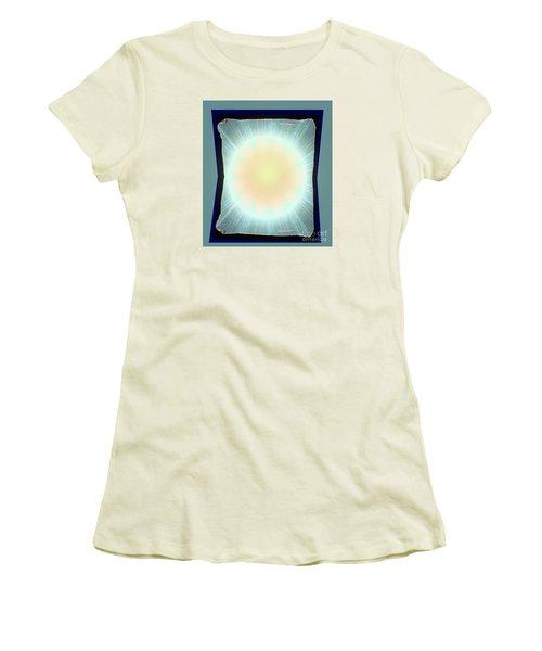 Irregular Sun Women's T-Shirt (Athletic Fit)