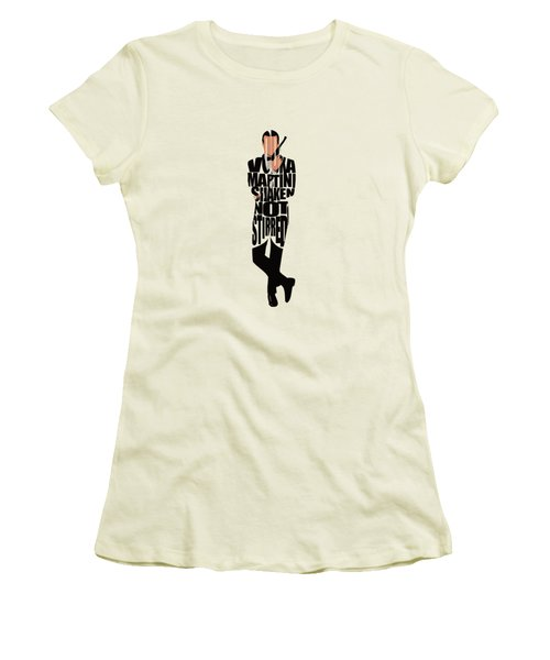 James Bond Women's T-Shirt (Athletic Fit)