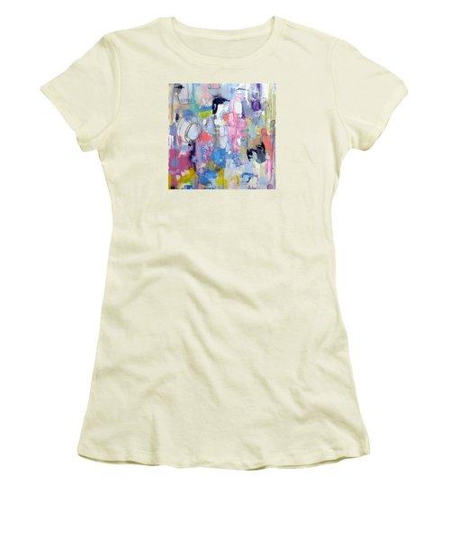 Journal Women's T-Shirt (Junior Cut) by Katie Black