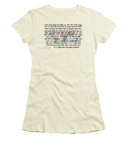 Judith Women's T-Shirt (Athletic Fit)