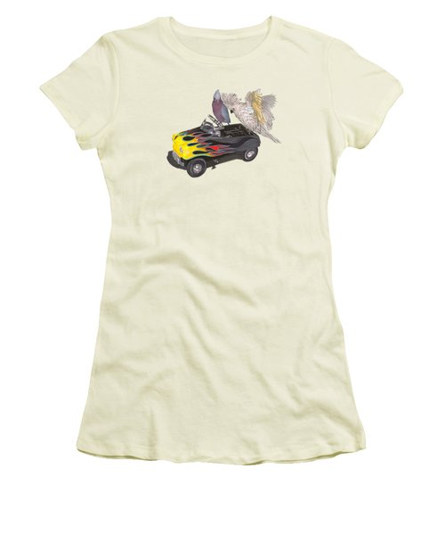 Julies Kids Women's T-Shirt (Athletic Fit)