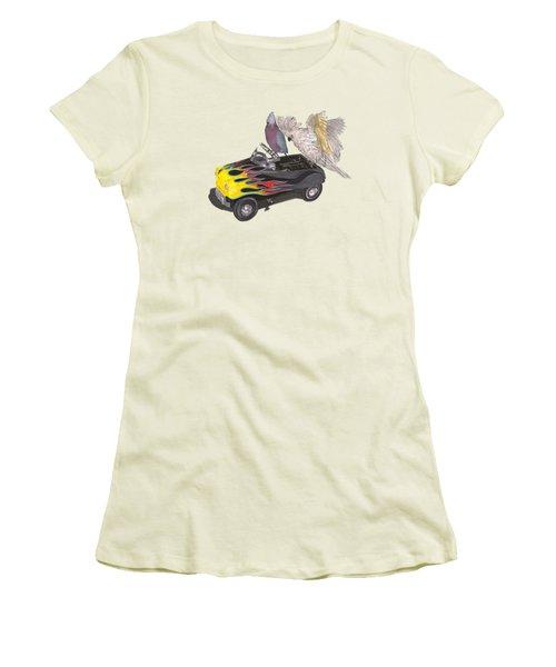 Julies Kids Women's T-Shirt (Junior Cut) by Jack Pumphrey