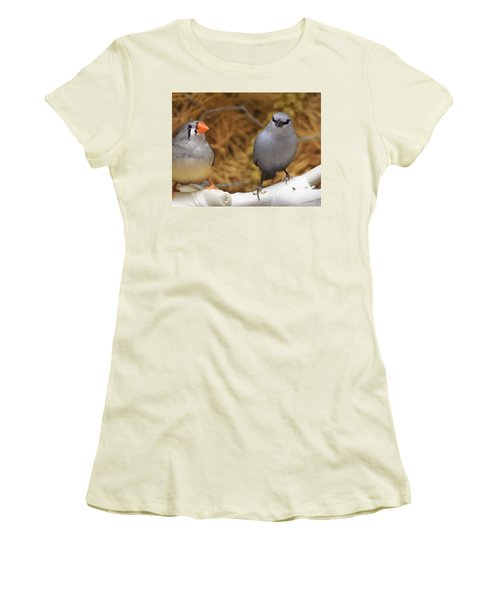 Just Passing The Time Women's T-Shirt (Athletic Fit)