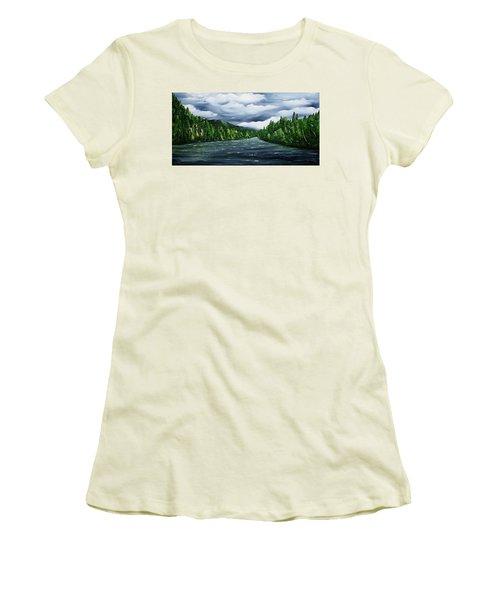 Kenai Women's T-Shirt (Athletic Fit)