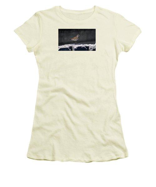Killdeer Women's T-Shirt (Athletic Fit)