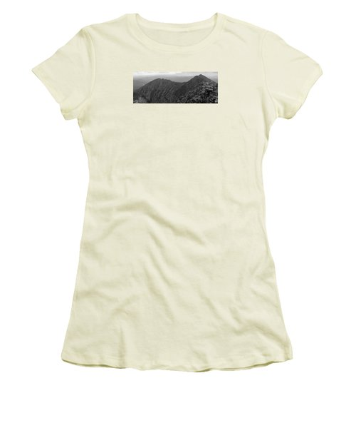 Knife Edge Women's T-Shirt (Junior Cut)
