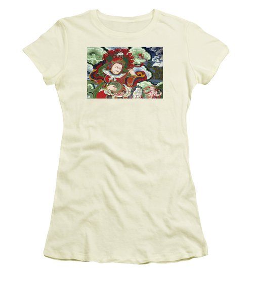 Ladakh_17-5 Women's T-Shirt (Junior Cut) by Craig Lovell