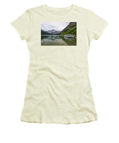 Lake Josephine Women's T-Shirt (Athletic Fit)