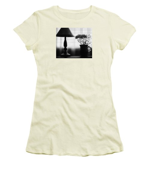 Late Afternoon Women's T-Shirt (Junior Cut) by Bonnie Bruno