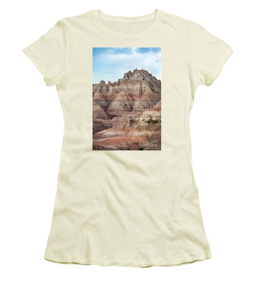 Layer Upon Layer Women's T-Shirt (Athletic Fit)