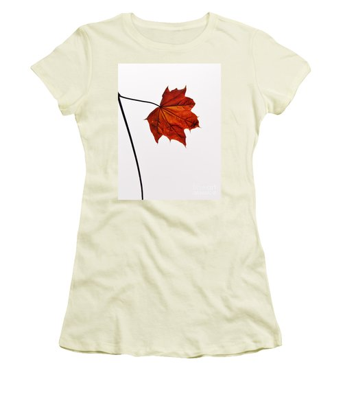 Leaf Women's T-Shirt (Athletic Fit)