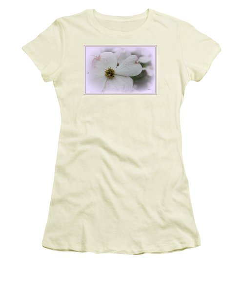 Legend Of The Dogwood Women's T-Shirt (Athletic Fit)