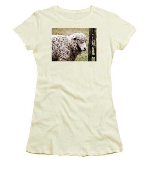 Leicester Longwool Women's T-Shirt (Athletic Fit)