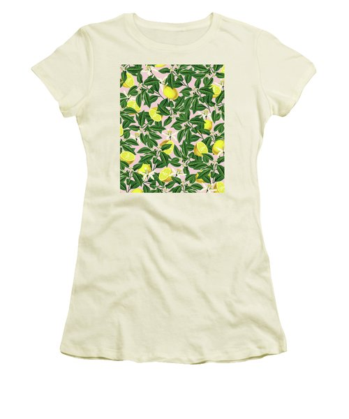 Lemonade Women's T-Shirt (Athletic Fit)