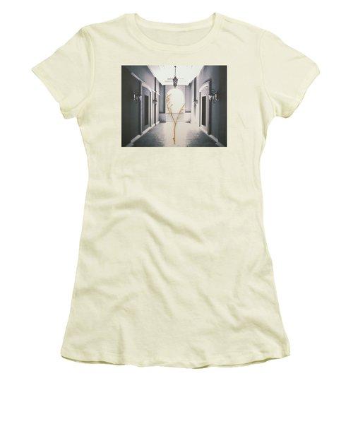 Life Inside  Women's T-Shirt (Junior Cut) by Mark Ross