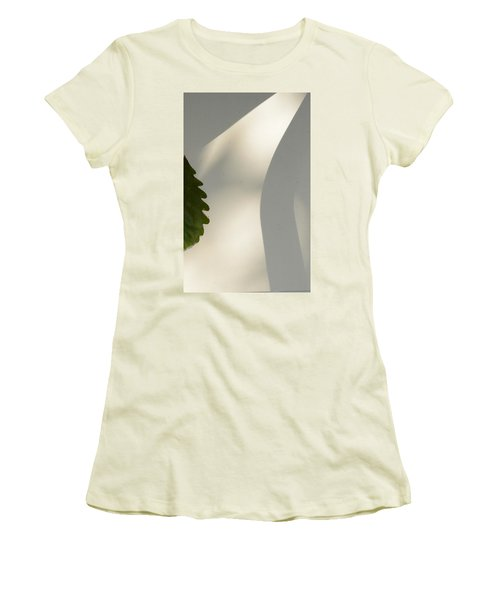Light Women's T-Shirt (Junior Cut) by Allen Beilschmidt