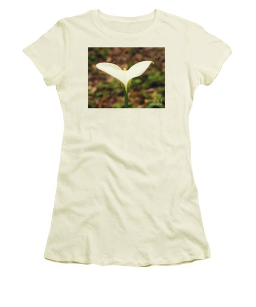 Lily Of The Valley Women's T-Shirt (Athletic Fit)